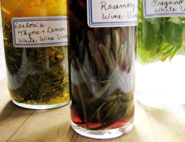 flavoured vinegars3