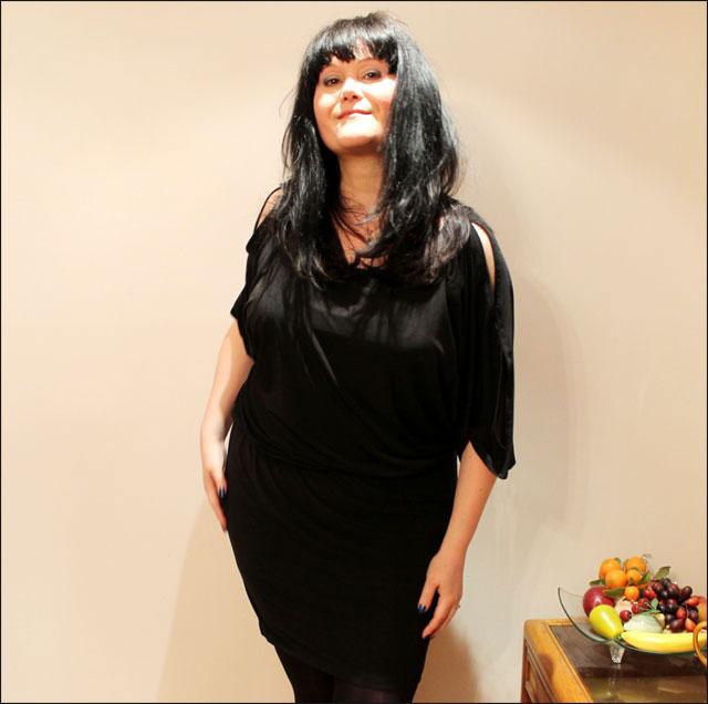 lou black dress1