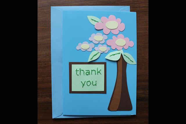 handmade thankyou card 01