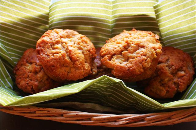 apple cinnamon muffin recip
