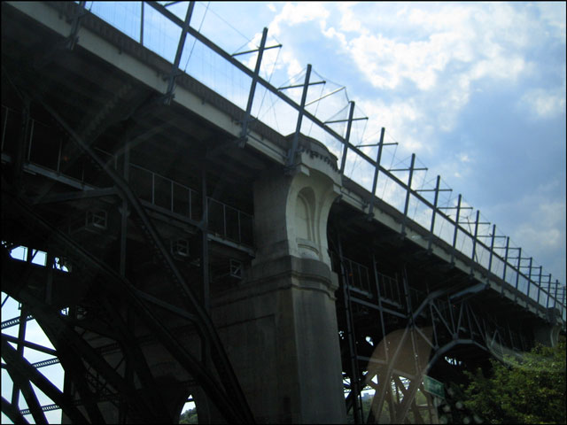 bloor viaduct 2012