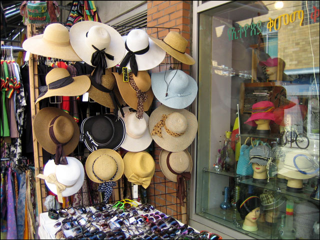 hats in kensington
