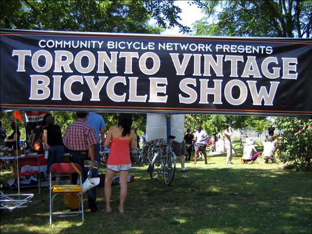 toronto vintage bike show s