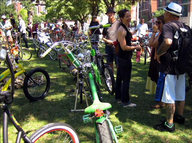 vintage bicycle show 12