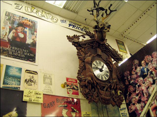 honest eds cuckoo clock