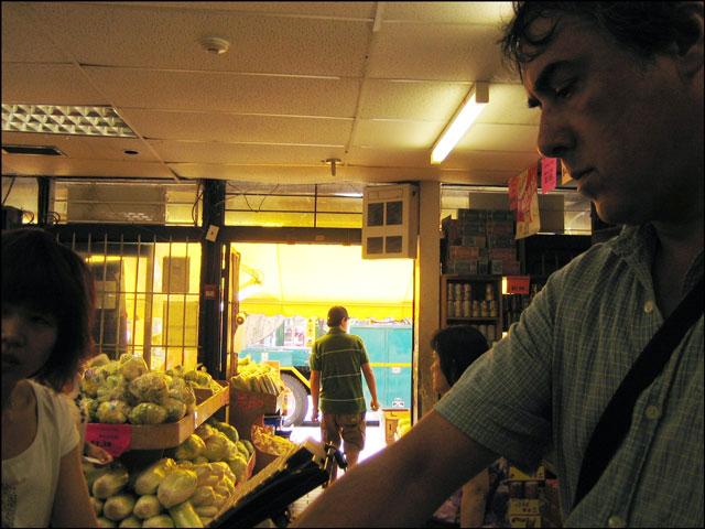 nick checkout chinatown