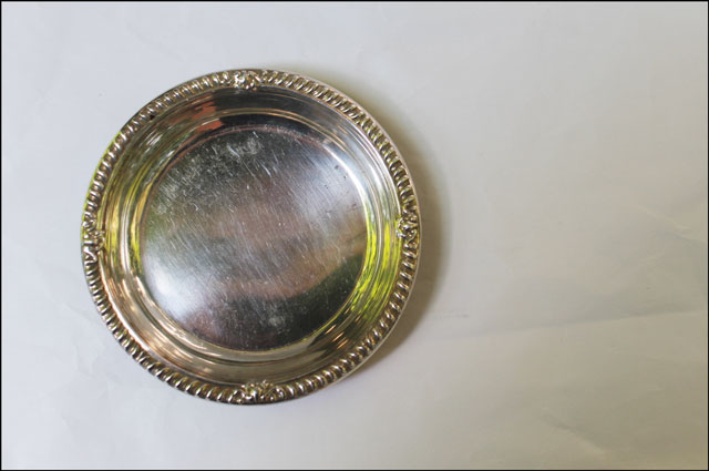 how to clean silver with tin foil