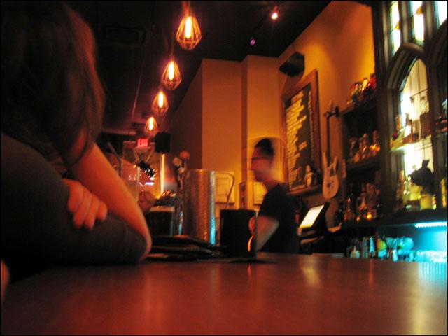 Reposado Tequilla Bar Ossin