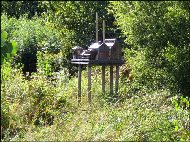 birdhouse spadina wetland