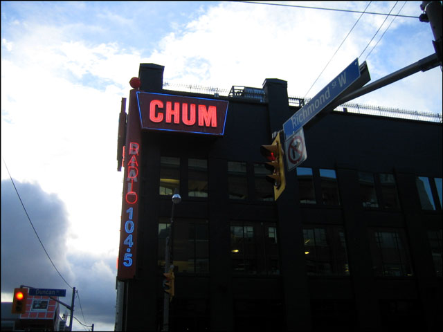 chum radio 104