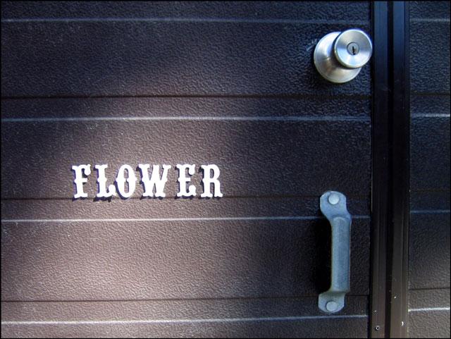flower word