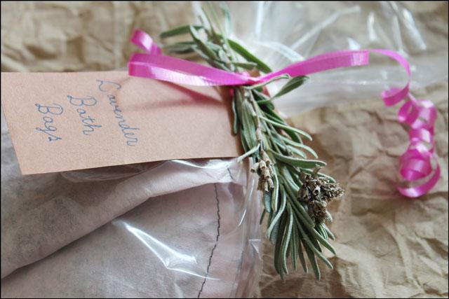 lavender bath bags label2