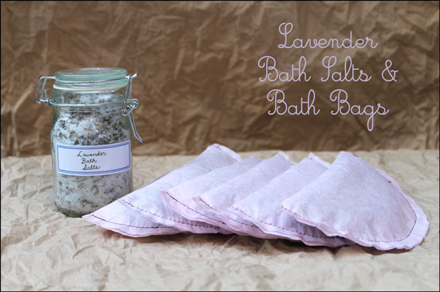 lavender bath salts bags 21