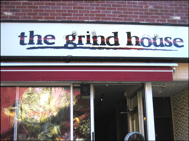 the grind house kensington