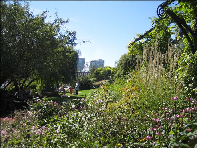 toronto music garden 2