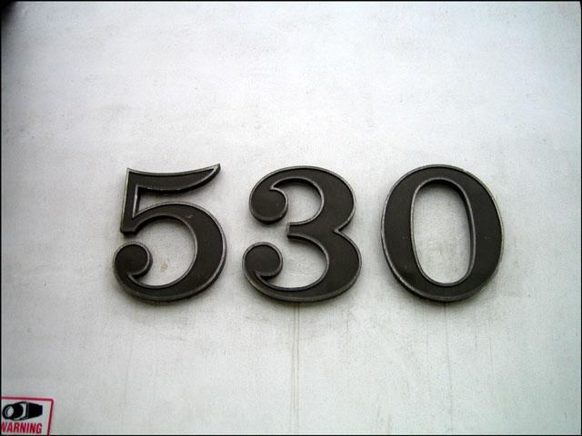 warning 530