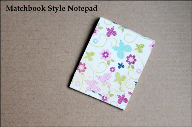 handmade-matchbook-notepad-