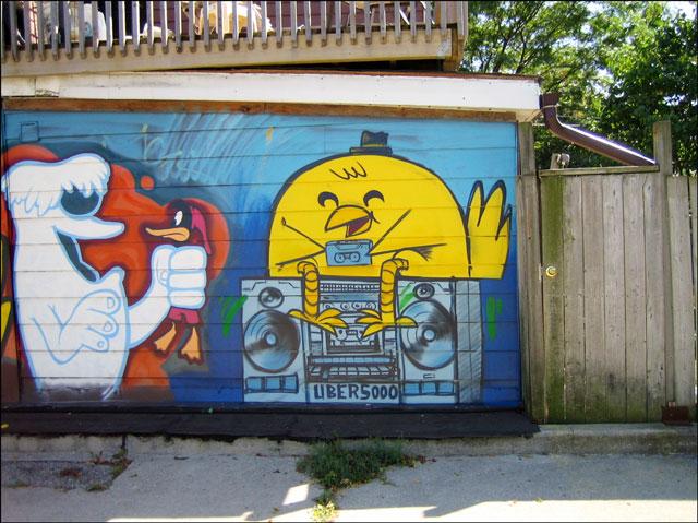 bird-mural