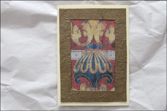 handmade card for a man