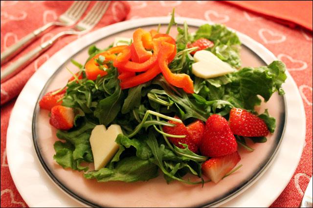 valentine-salad