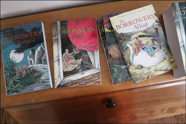 The-Borrowers-Books