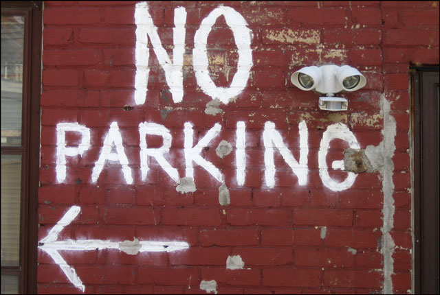 no-parking-lamp-face