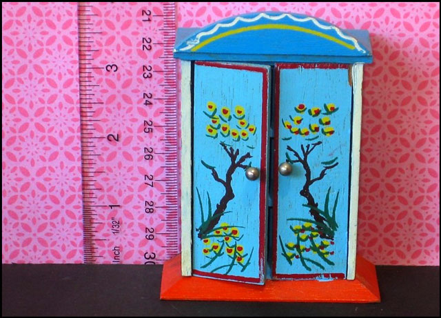dollhouse-wardrobe-painted