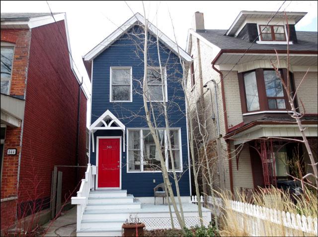cute-blue-house
