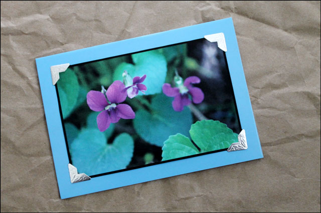 handmade-greeting-card-using photograph