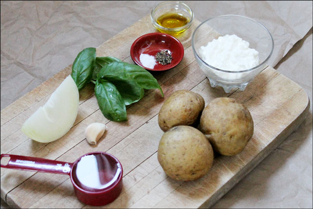 ingredients-for-basil-potatoes