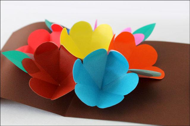handmade pop up card 03