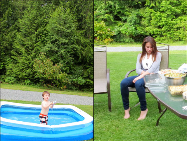 pool-and-niece