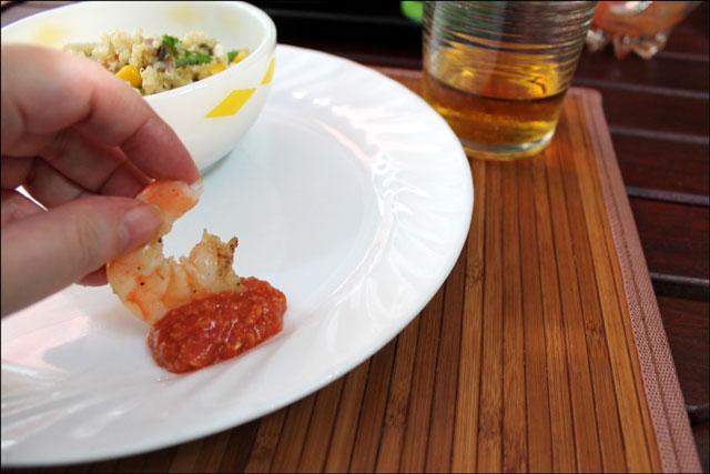having-a-grilled-shrimp