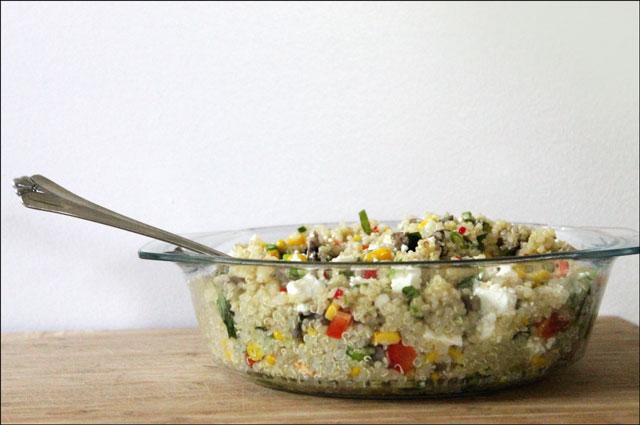 quinoa-corn-feta-salad