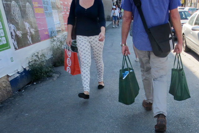 carrying-groceries-home