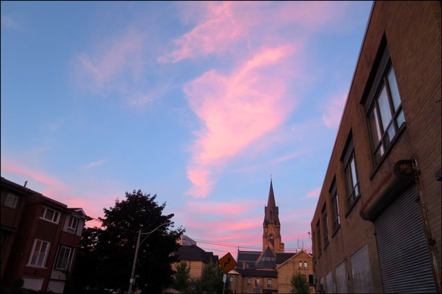 pink-and-blue-sky