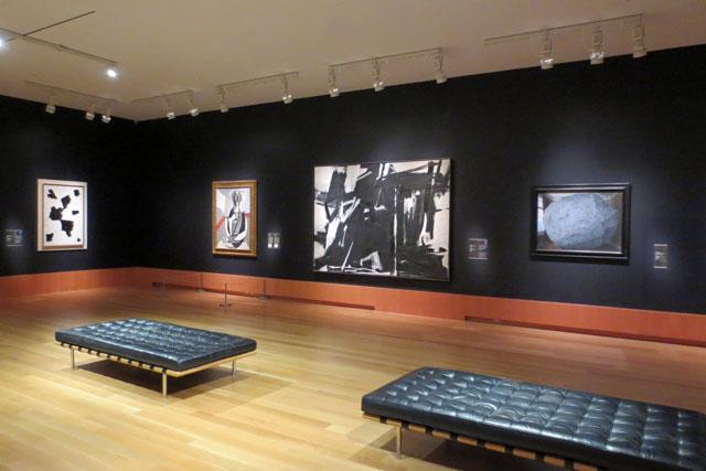black-painted-hall-ago