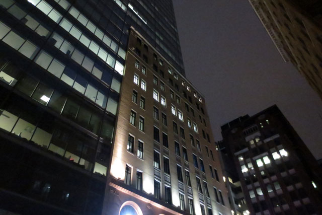 downtown-buildings-at-night