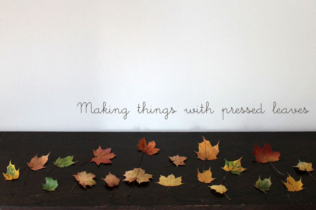 making-things-with-pressed-leaves