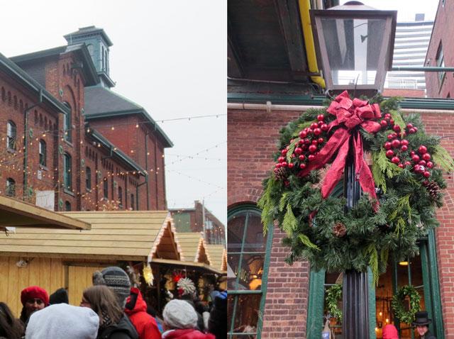 at toronto christmas market