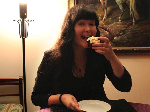 eating-a-cupcake