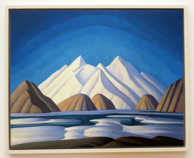 painting-by-lawren-harris-part-of-permanent-collection-ago-in-toronto