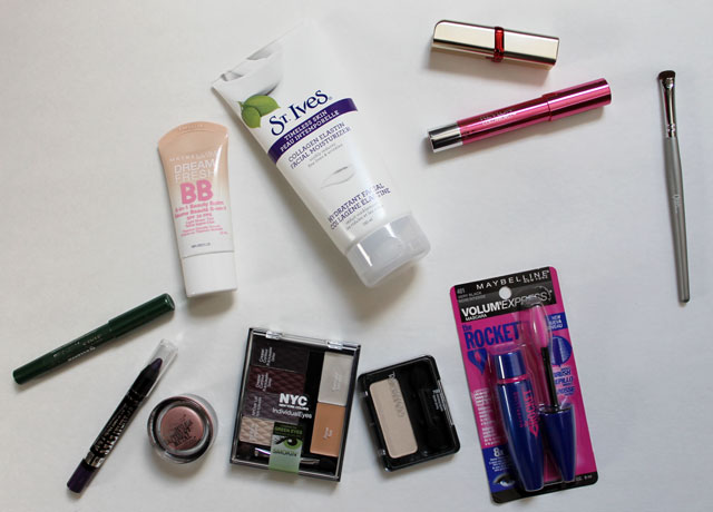 Shoppers Drug Mart Beauty Department Haul Feb 2014