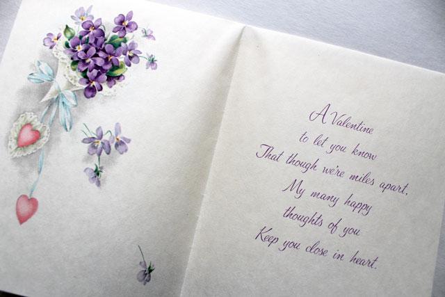 miles apart valentine poem