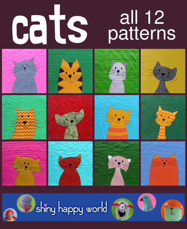 cat-quilt-by-shiny-happy-world