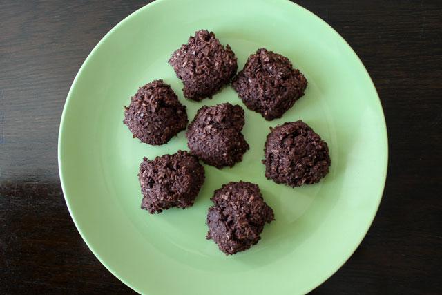 dark chocolate macaroons smitten kitchen recipe