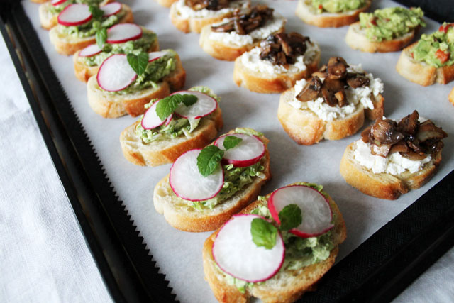 quick-crostini-topping-recipes-no-food-processor