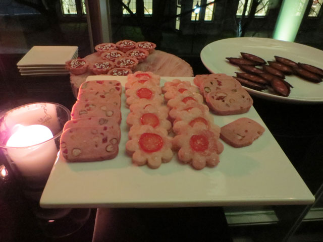 cookies at royal occasion after party 2014