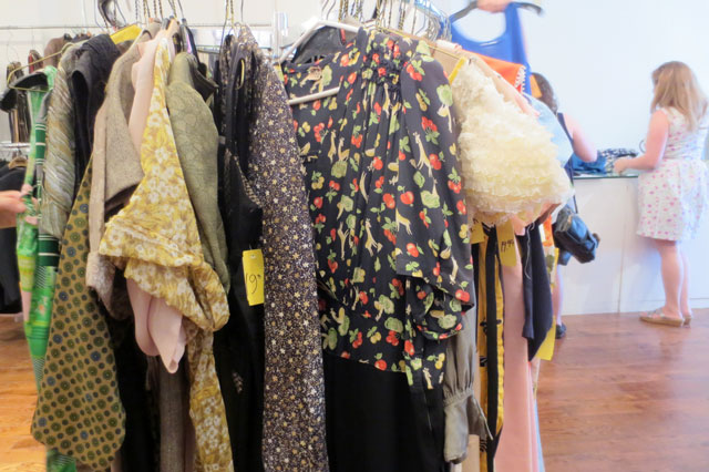 at jack lux vintage pop up shop toronto 02