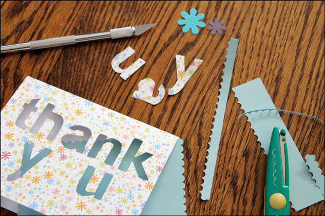 making-a-thank-you-card